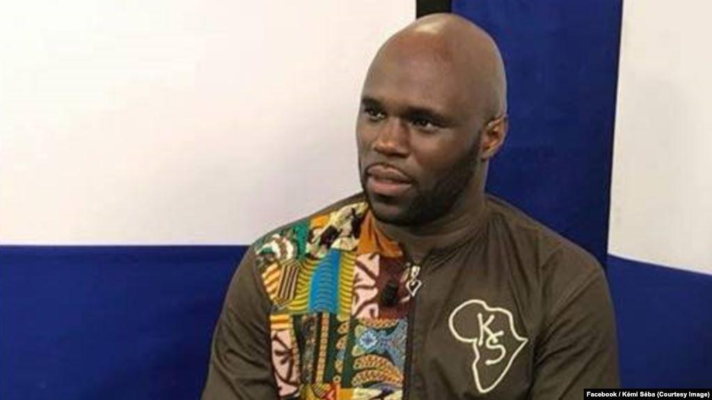 Kemi Seba: « Macky Sall a fait des basses besognes de l'impérialisme français »
