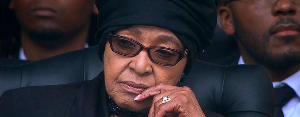 AFRIQUE DU SUD : Winnie Mandela dénonce la corruption au sein de l'ANC