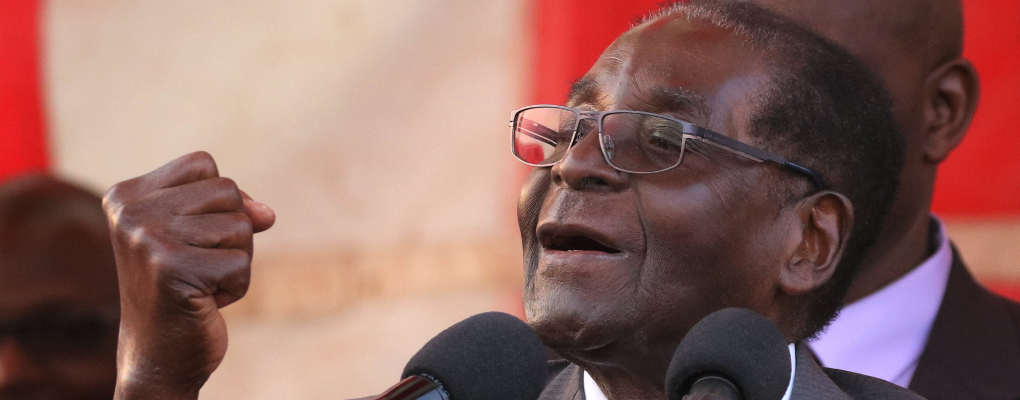 Zimbabwe: Rivalités avec sa femme, Robert Mugabe se débarrasse du vice-président
