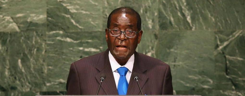 Zimbabwe: la photo de Robert Mugabe qui effraie son successeur Mnangagwa