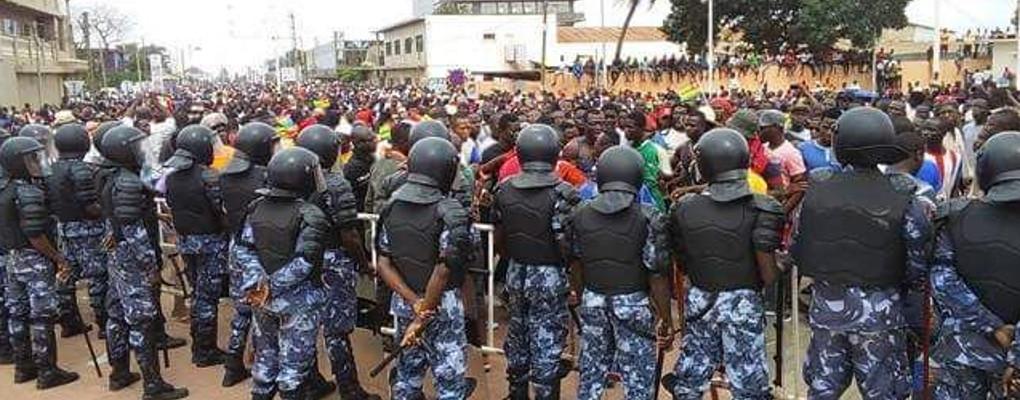 """Togo : l'ONU appelle le pouvoir à répondre aux """"attentes légitimes"""" des populations"""