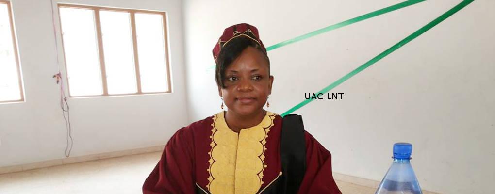 Bénin : Dandi Gnamou élevée au rang de professeure titulaire en droit public par le Cames