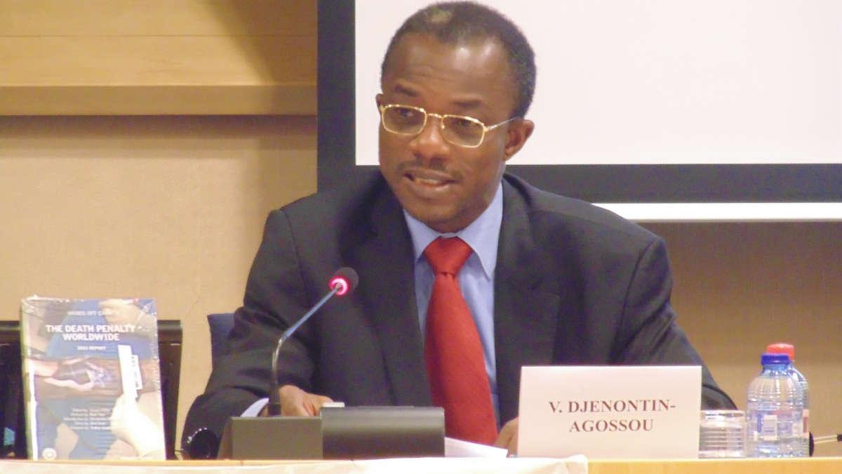 Bénin : Djènontin craint le scénario du Kenya pour le Ravip et critique Talon