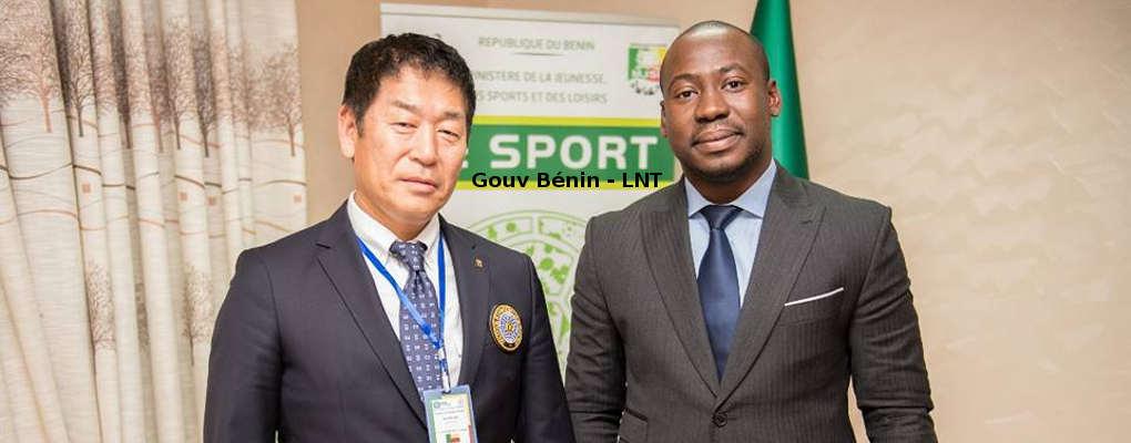 Watanabe et Homéky veulent faire du Bénin le centre de la gymnastique africaine