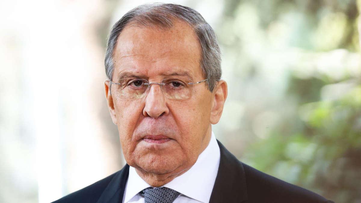 Sergueï Lavrov (Photo /TASS/Getty)