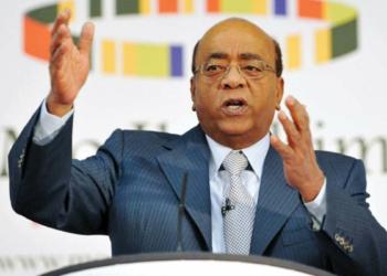 Mo Ibrahim (photo DR)