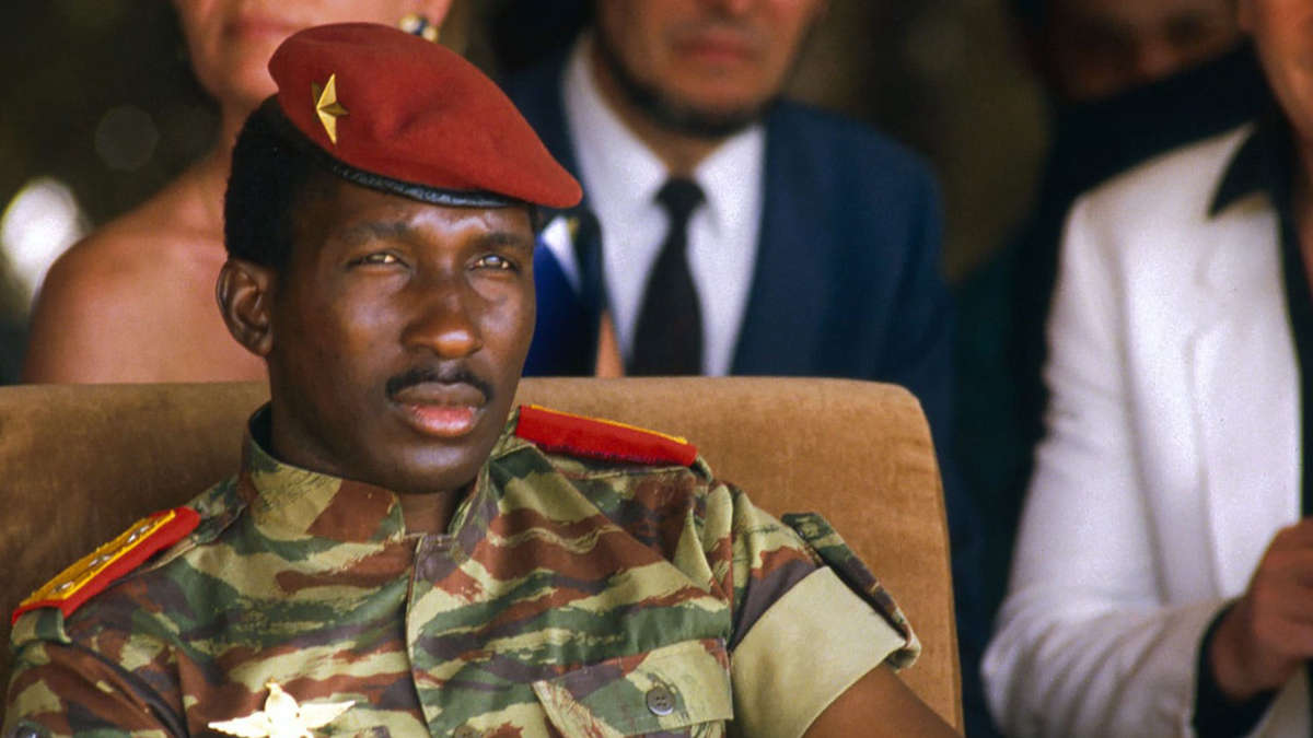France : Macron déclassifie une partie du dossier Sankara
