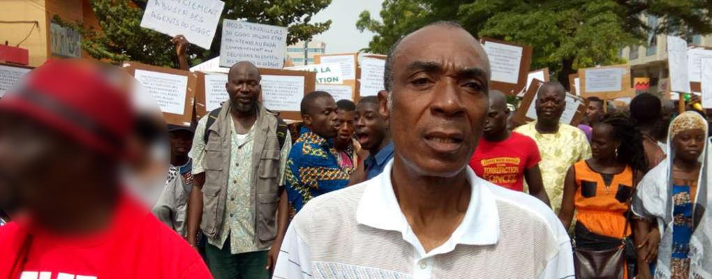 Renvoi du procès Mètongnon : Le Fsp clarifie et interpelle l'opinion