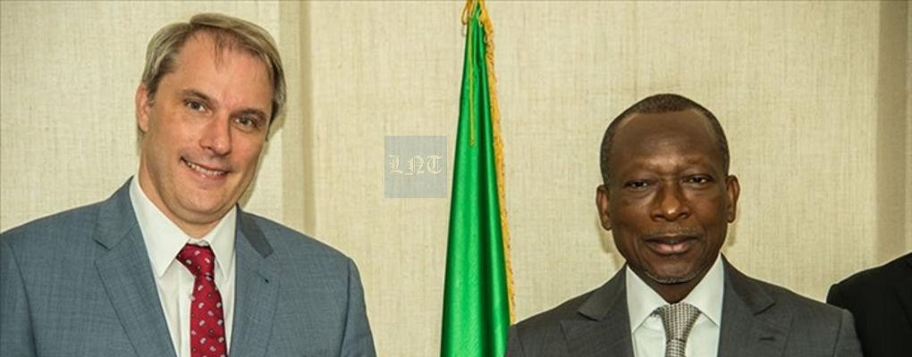 Arrêté sur l'expulsion de Stephen BLEWETT : réaction de la direction de MTN-Bénin