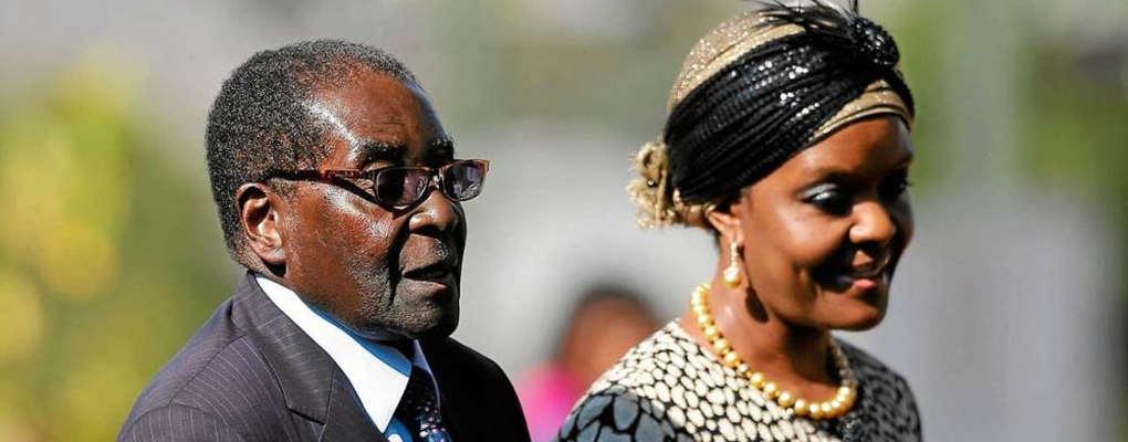 La ligue des jeunes de la Zanu-PF exige la démission de Mugabe et l'exclusion de son épouse du parti