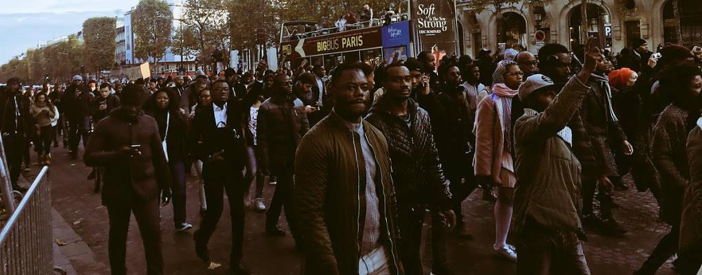 Esclavage en Libye : à Paris, mobilisation monstre soutenue par Drogba, Sonia Rolland et Omar Sy