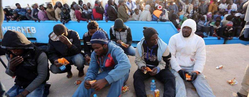 Immigration clandestine : 132 Nigérians de retour de Libye
