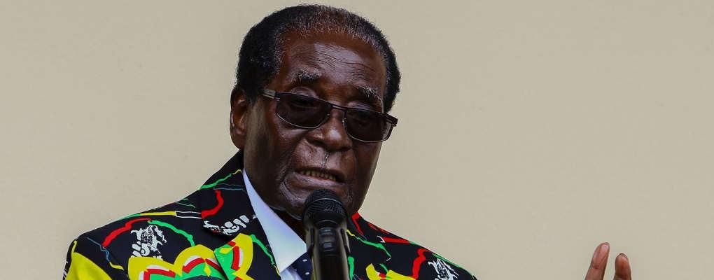 Zimbabwe/Urgent : Robert Mugabe vient de rendre son tablier