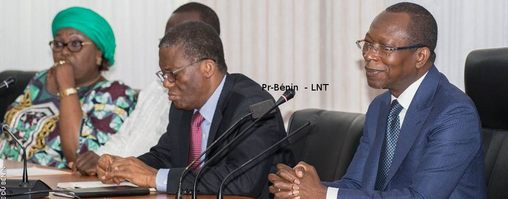Bénin : Talon promet d'associer les acteurs de la santé aux réformes du secteur