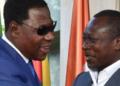 L'ancien PrésidentBoni Yayi et le Président Talon - Photo d'illustration : DR