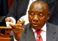 Cyril Ramaphosa. Mike Hutchings / Reuters