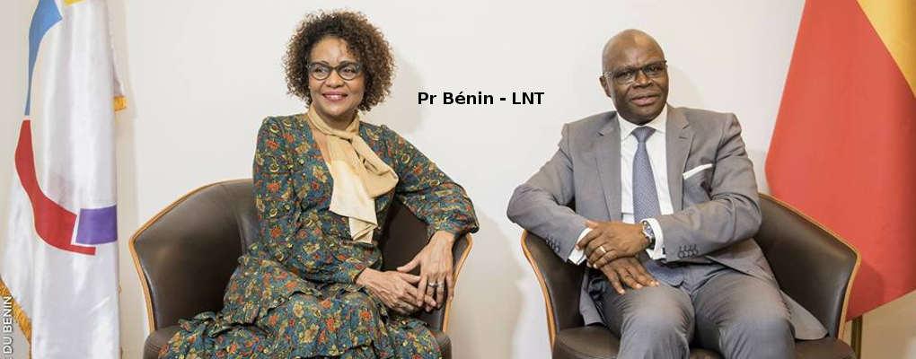 Michaëlle Jean au Bénin : La chef de l'Oif veut renforcer la coopération entre le Bénin et son institution