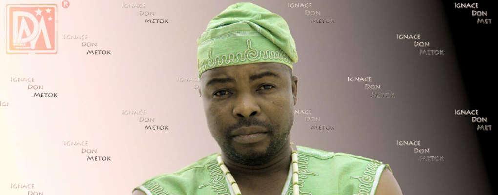Retrait de licence à Glo au Bénin: Ignace don Métok regrette le départ d'un réseau ami des artistes