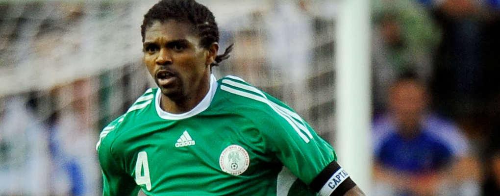 Football: El Hadj Diouf et Nwankwo Kanu ont joué pour les victimes de Boko Haram hier