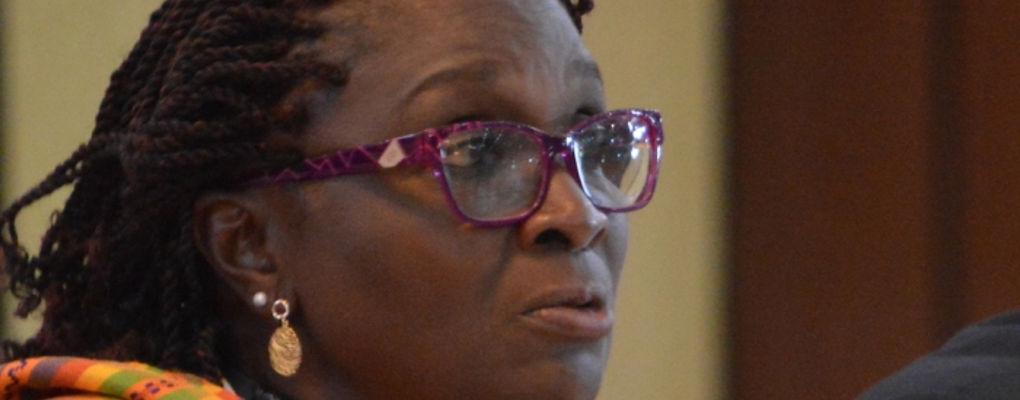 Bénin : qui est Reine Alapini Gansou, élue juge à la CPI
