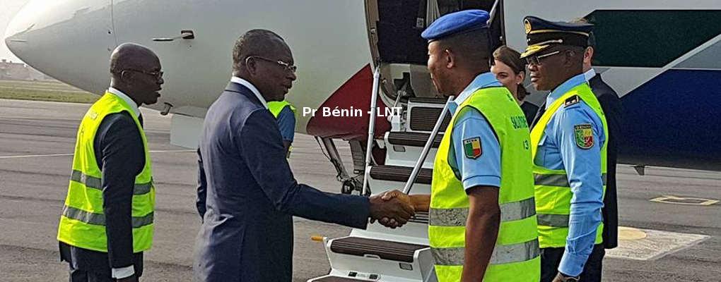 52e session ordinaire des Chefs d'État de la Cedeao: Patrice Talon s'envole pour le Nigéria