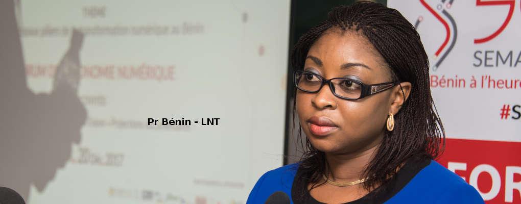 Taxes sur certains services d'internet au Bénin : Aurelie Adam Soule Zoumarou sort de son mutisme