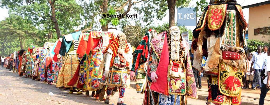 Bénin- Sortie des égungun dans le Littoral : Un nouvel ordre créé pour mettre fin aux dérapages