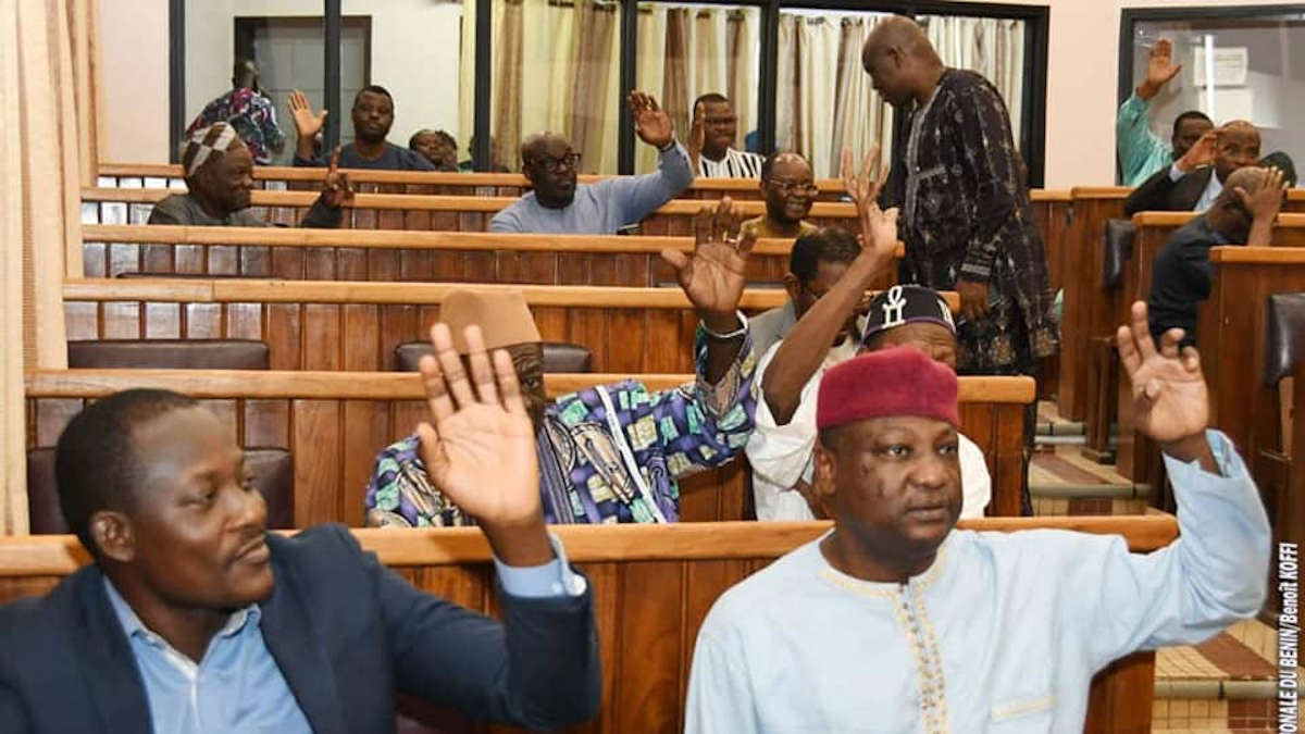 Energie au Bénin: Les députés autorisent la ratification de deux accords internationaux