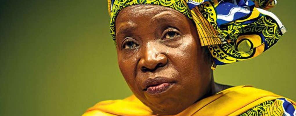 Afrique du Sud : Dlamini Zuma nommée ministre dans le gouvernement de Ramaphosa