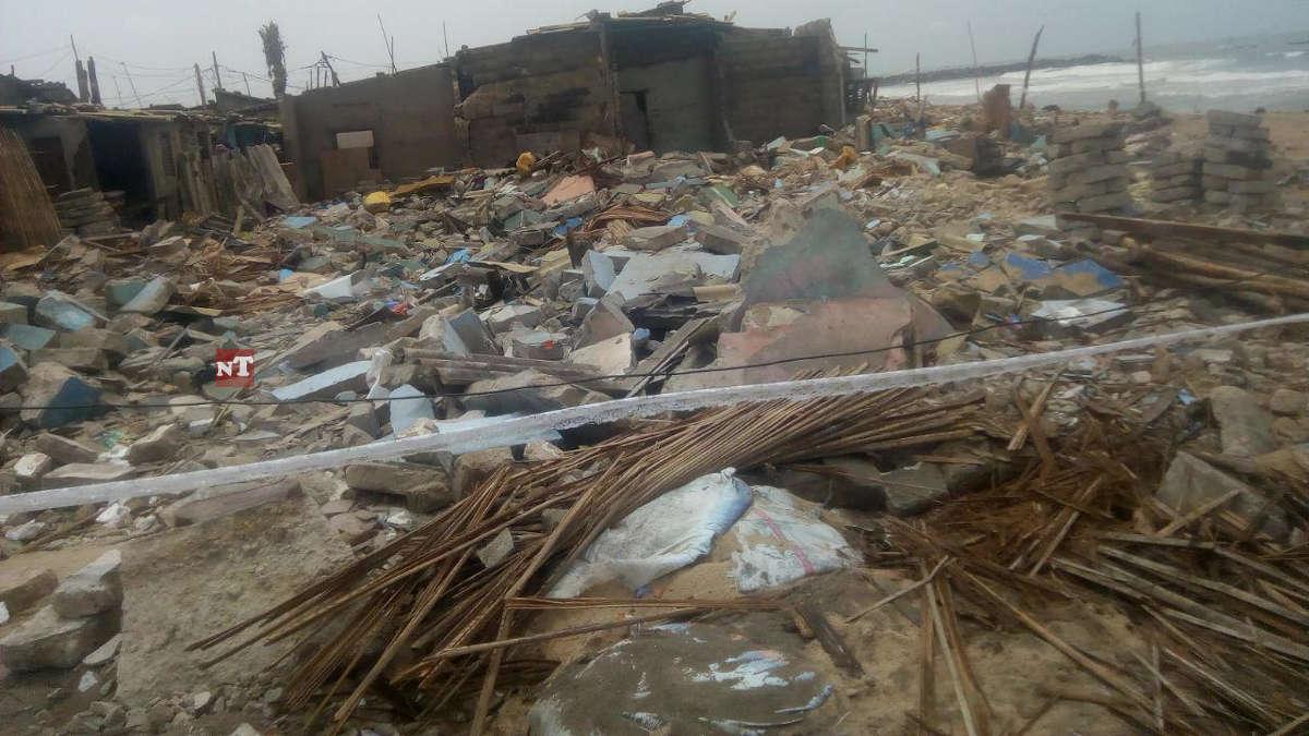 Bénin – Route des pêches : Des casses se poursuivent