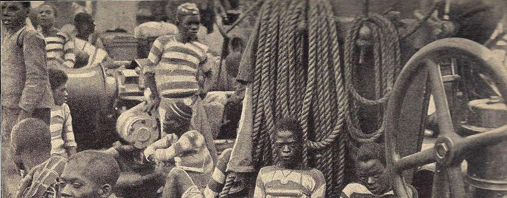 USA : Possible découverte du dernier navire négrier à avoir quitté l'actuel Bénin