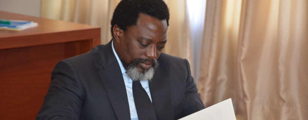 RDC : le pouvoir Kabila réclame à nouveau le retrait des soldats de l'ONU