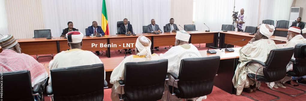 Crise sociale au Bénin : Patrice Talon doit « calmer le jeu » selon les dignitaires musulmans