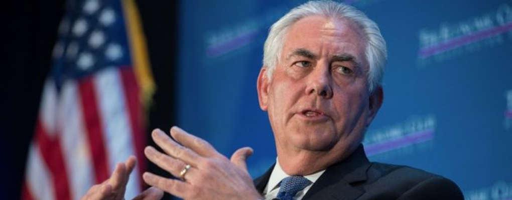 """USA : Quand Tillerson demande d'oublier la polémique sur les """"pays de merde"""""""