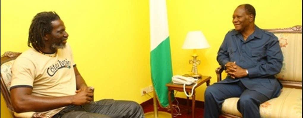 Côte d'Ivoire : Pour Tiken Jah, Ouattara n'a pas respecté le contrat