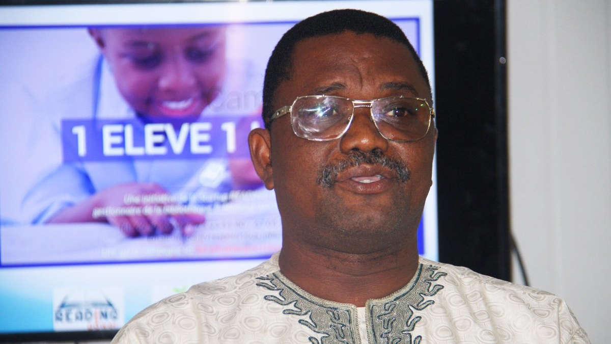 Valentin Agon (photo Benin Yali Alumni)