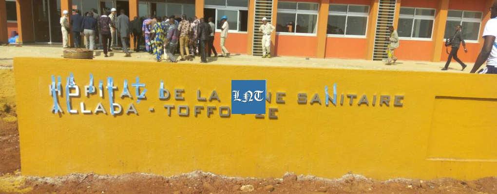 Bénin – Santé : L'Hôpital de zone d'Allada mis en service dans deux mois