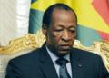 Bénin: les condoléances de Compaoré à Nicéphore Soglo après le décès de Rosine