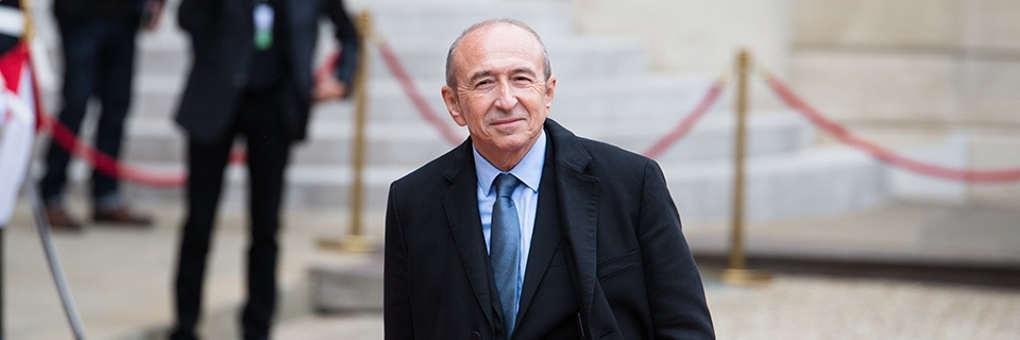 France : l'avocat d'un réfugié porte plainte contre le ministre de l'intérieur