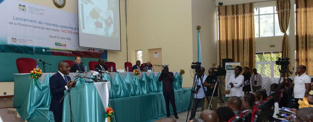 Bénin : La direction générale des Impôts lance le Sigtas et e-services