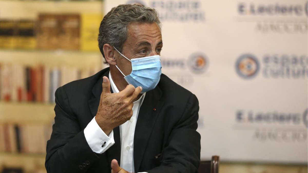 Nicolas Sarkozy (© Pascal POCHARD-CASABIANCA/AFP)