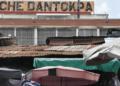 Bénin : nouvel incendie au marché Dantokpa