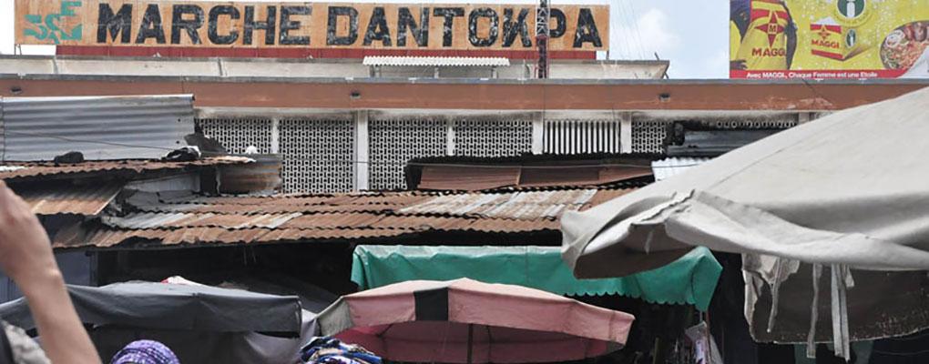 Reconstruction des marchés au Bénin : Dantokpa bientôt déplacé