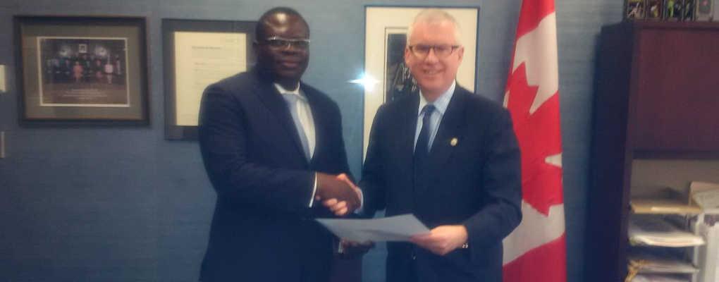 Bénin: Nommé à Moscou, la preuve que Noukpo Clément Kiki bénéficie d'un soutien de taille