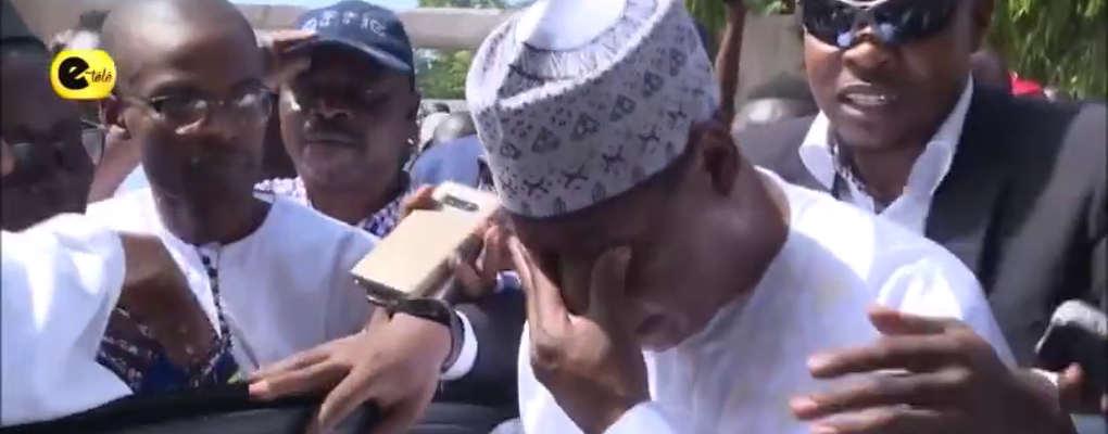 Bénin : Bertin Koovi critique Talon et parle des larmes de Yayi