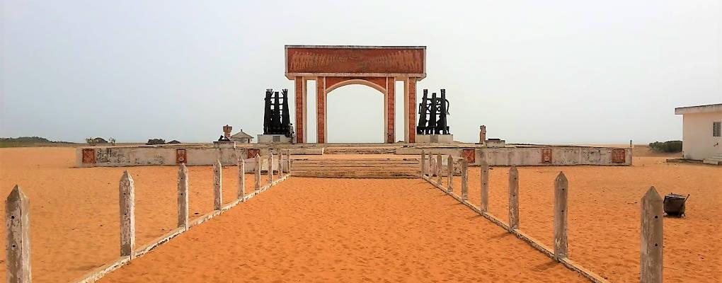 Mémoire de l'esclavage au Bénin : Ouidah bientôt au centre d'un pélérinage