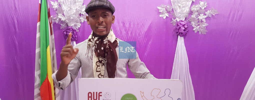 Concours international d'éloquence 2018 : Un étudiant béninois remporte le Prix AUF
