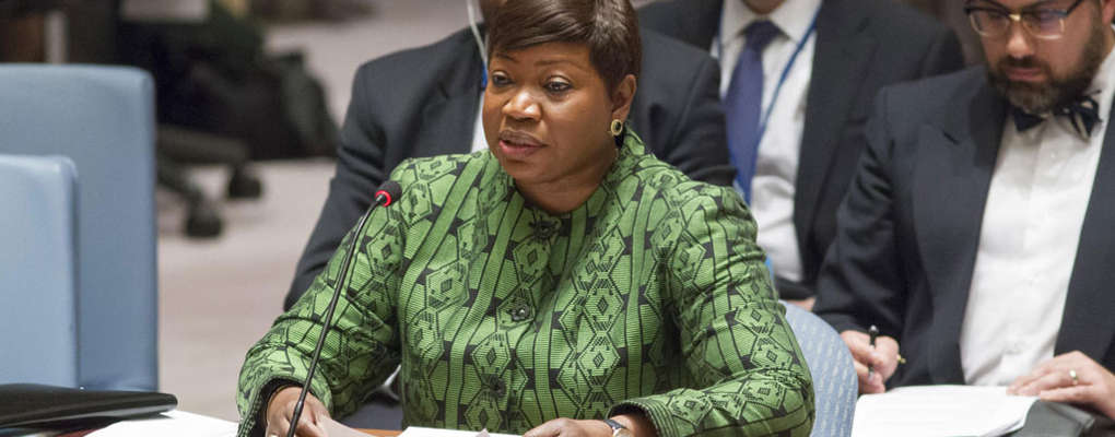 Visite de Fatou Bensouda en RDC: vers de poursuites de la CPI?