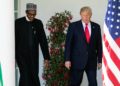 Twitter : Trump félicite Buhari après l'interdiction au Nigéria