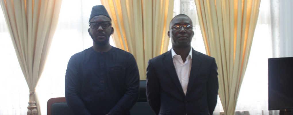 Cos-lépi au Bénin : Guy Mitokpè et Abdon Marius Mikpon'Ai prêtent serment